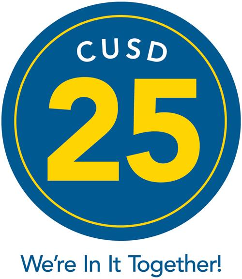 CUSD25:  We're In It Together